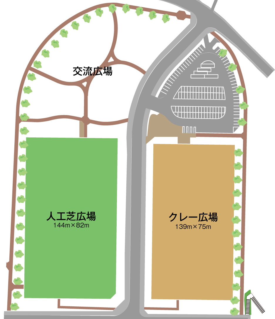 高松多目的広場